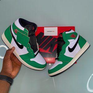 Air Jordan 1 High WMNS 'Lucky Green'